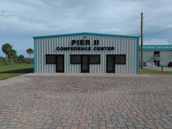 Pier II Resort: Small meeting rooms