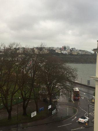 The Grand Hotel: Room View