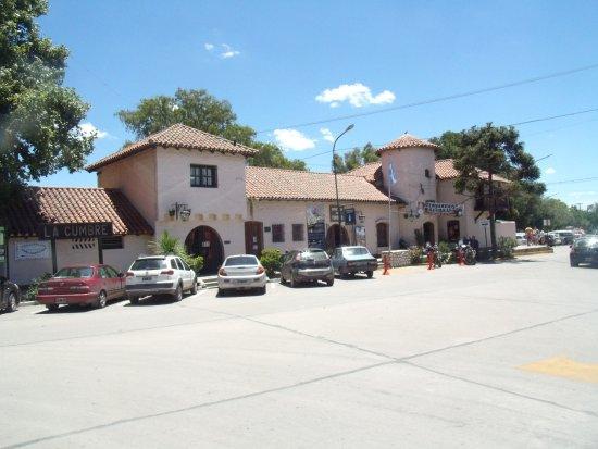 Ferrocarril Central Argentino - La Cumbre
