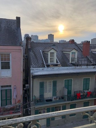 Bourbon Orleans Hotel: View from Room 507