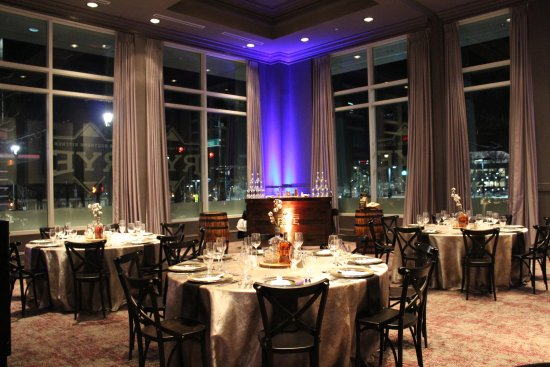 Raleigh Marriott City Center Rye Bar Southern Kitchen S Private Dining Room