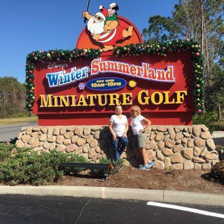 Disney's Winter Summerland Miniature Golf Course: photo0.jpg