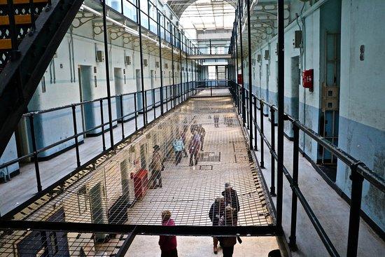 Shepton Mallet Prison - Jailhouse Tours