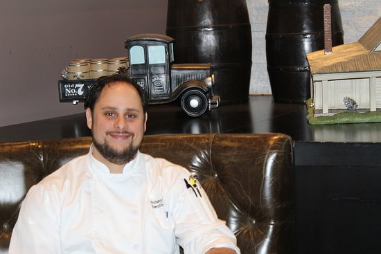 Raleigh Marriott City Center: Rye Bar & Southern Kitchen Executive Chef Anthony Parise