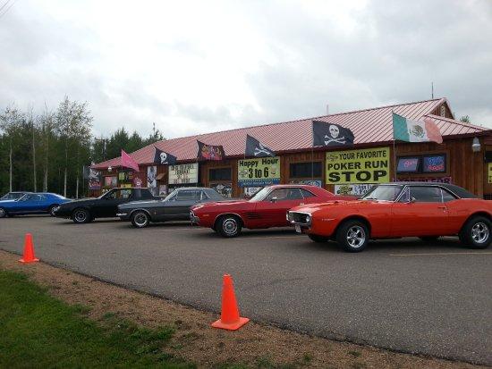 Antigo, Wisconsin: Hot Rod hangout.