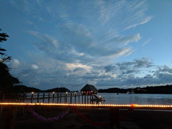 Seagull Cove Resort: Fun at the Tiki Bar Nights