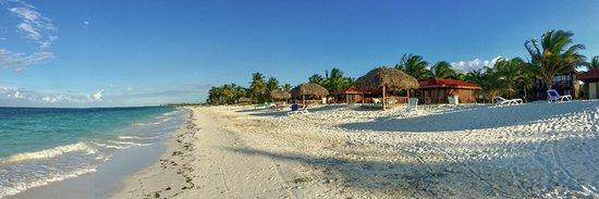 Pinar del Rio Province, Cuba: Kleines Strandparadies