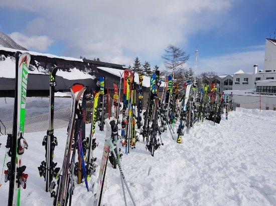 Rusutsu Resort Ski : 20180124_121655_large.jpg