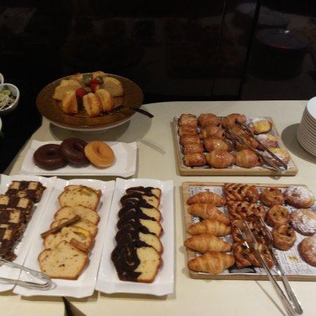 Casa Fuster Hotel: desayuno