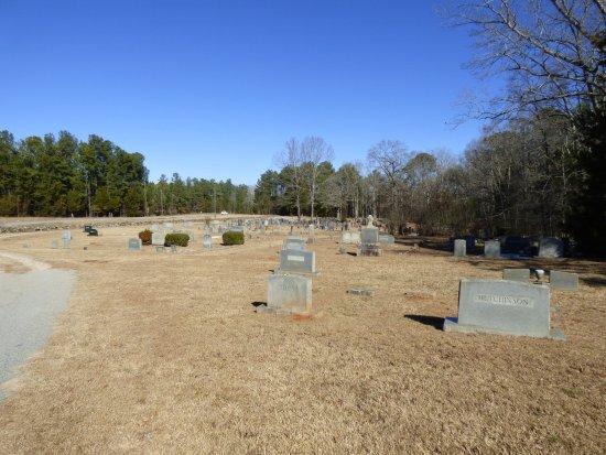 Old Waxhaw Presbyterian Church : cemetery