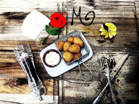 Περιοχή Κιλκίς, Ελλάδα: Cheese balls bites from heaven~