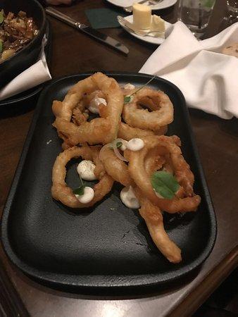 Wilks' Bar : Buttermilk Onion Rings