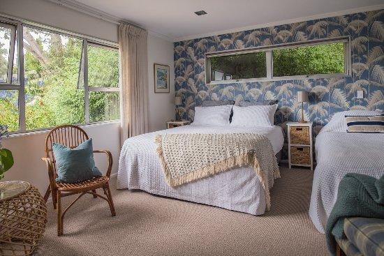 Eskdale, Nouvelle-Zélande : Triple room