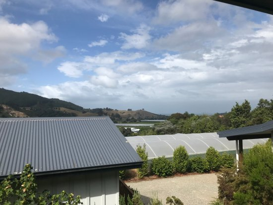 Chalets at Terraced Gardens: The view!