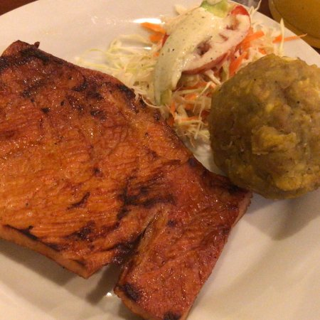 Restaurante Blanquita: Contundente cecina con tacacho