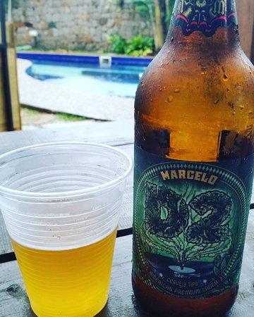 Barra da Lagoa, SC: Uma das cervejas artesanais que há no local