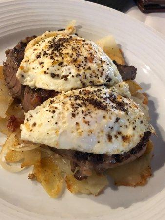 BakerStreet: Bacon & Egg Ribeye