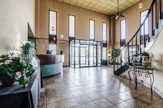 South Hutchinson, KS: Lobby