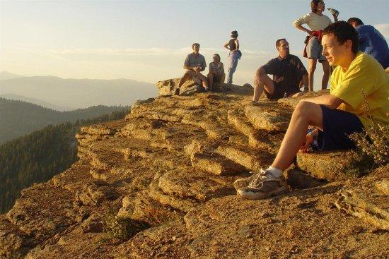 Montecito Sequoia Lodge & Summer Family Camp: Health club