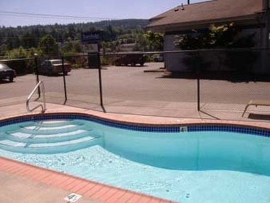 Bellingham Lodge: Pool