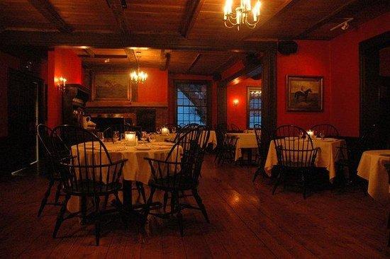 كيدرون فالي إن: Restaurant