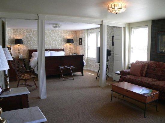 كيدرون فالي إن: Guest room