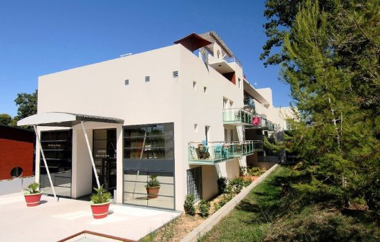 Appart 39 h tel odalys olympe antibes france voir les for Appart hotel 78
