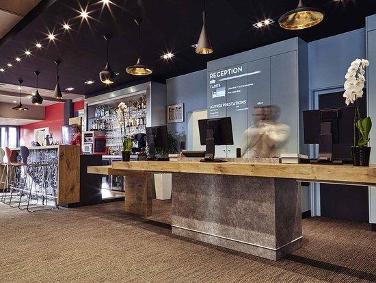 ibis marseille provence aeroport bewertungen fotos preisvergleich marignane frankreich. Black Bedroom Furniture Sets. Home Design Ideas