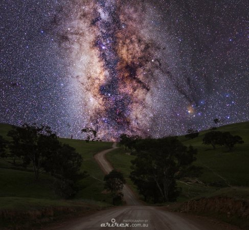 Milky Way Photography Workshop Canberra