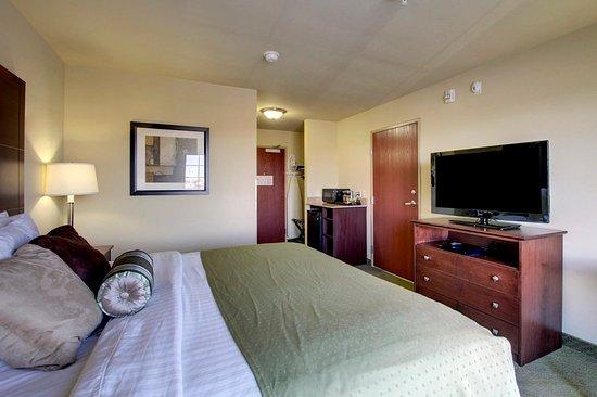 Wayne, Nebraska: Guest room