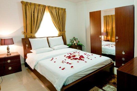La Villa Inn Hotel Apartments : Suite