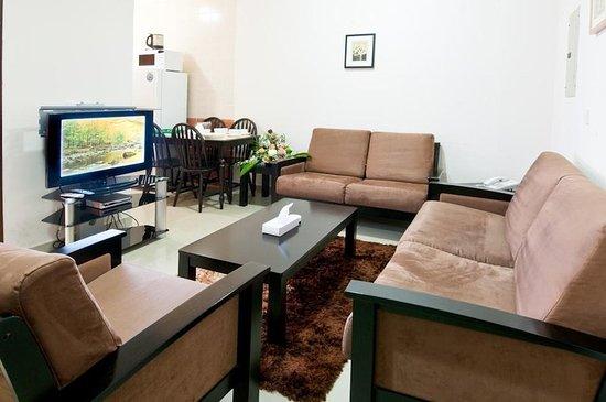 La Villa Inn Hotel Apartments : Guest room
