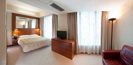 Silka West Kowloon Hotel: Suite