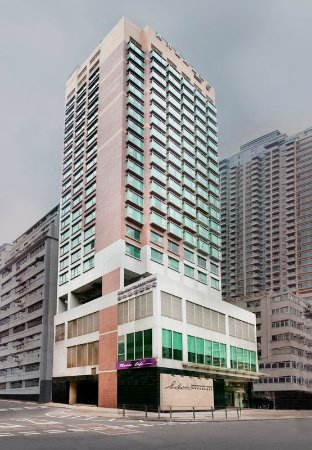 Silka West Kowloon Hotel: Exterior