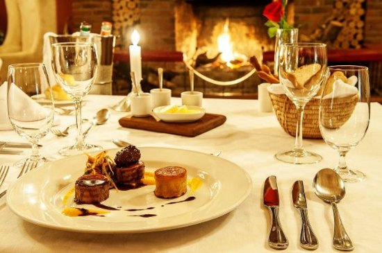 Arusha Coffee Lodge: Restaurant