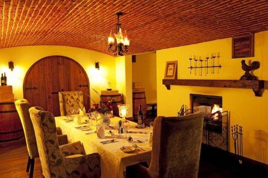 The Manor at Ngorongoro: Restaurant