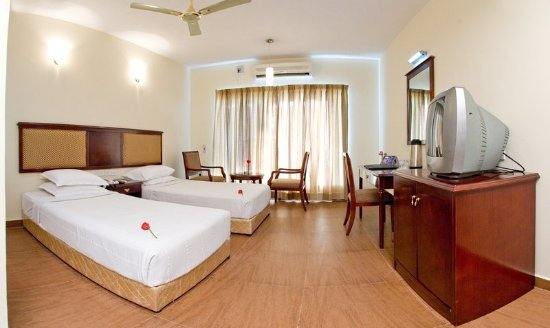 Ranipet, India: Guest room
