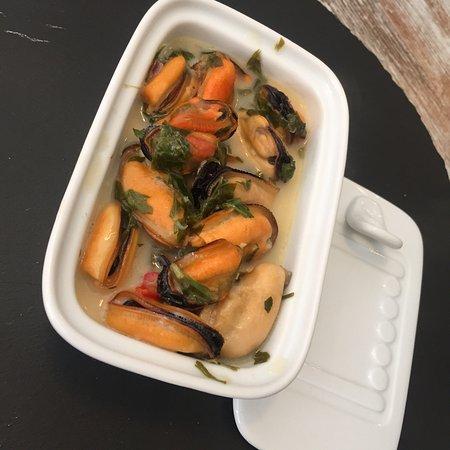 Nuevas exquisiteces culinarias del Chef Gabi y como colofón una paella de verduras, provenientes