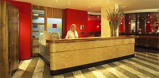 Sarnen, Schweiz: Lobby