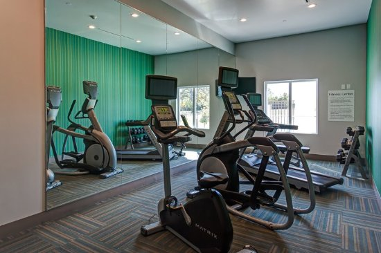 Gatesville, TX: Health club