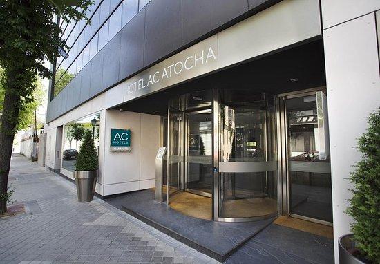 close to train station review of ac hotel atocha madrid spain rh tripadvisor com