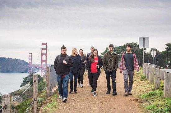 Golden Gate Bridge, Sutro Baths...