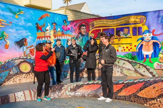 Flavors and Murals of the Mission...