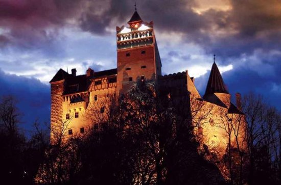 Transylvanian Castles Day Trip from...