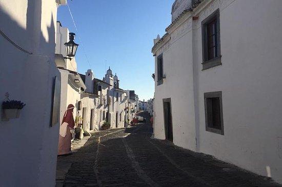 Excursão diurna particular de Evora e Monsaraz saindo de Lisboa