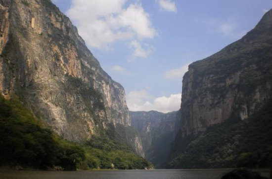 Canyon del Sumidero e Città Magica di
