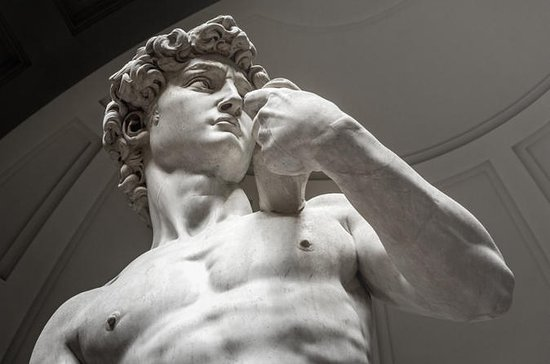 Galleria dell Accademia mit Michelangelos David