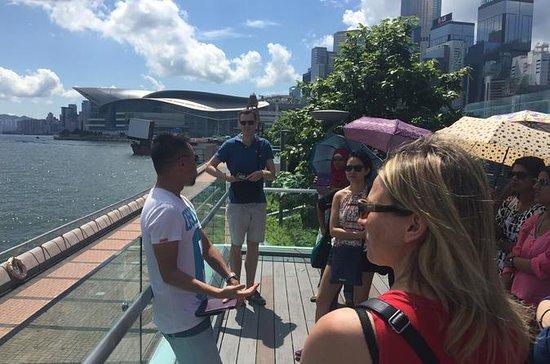 Morning Hong Kong Walking Tour