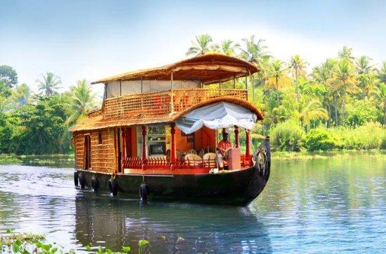 Tour privato di 7 giorni del Kerala