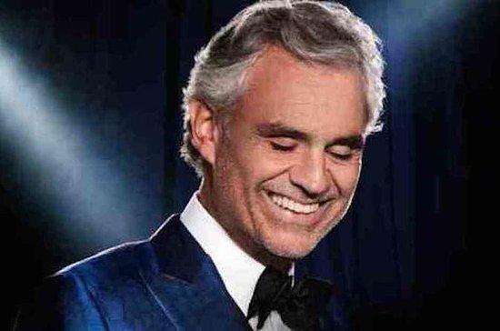 Bocelli Concert - Andrea Bocelli...
